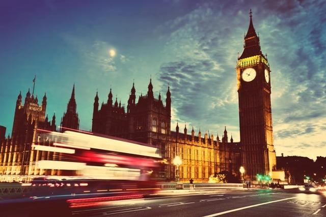 7 Wonders of the United Kingdom in 2020 - Big Ben and Elizabeth Tower